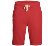 Klassische Shorts rot