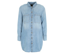 Denim-Dress blau