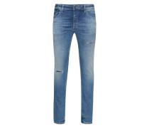Slim Fit Jeans Tim Original JJ 925 blau