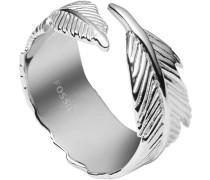 Ring »Feder Sterling Silver Jfs00408040« silber