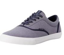 Lässige Sneaker taubenblau