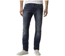 Jeans 'denton - STR Corlon Vintage' blue denim
