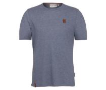 T-Shirt 'Italienischer Hengst VI' rauchgrau
