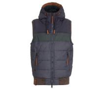 Male Jacket 'Kara Ben Nemsi II' dunkelblau