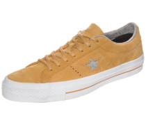 Cons One Star Nubuck OX Sneaker Herren cognac