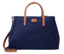 Life Handtasche 34 cm blau / apricot