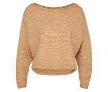 Pullover 'onlJANA' hellbraun