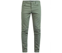 Slim Fit Jeans Jay grün