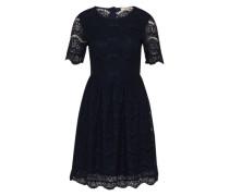 Kleid aus Spitze 'sfnorma' blau
