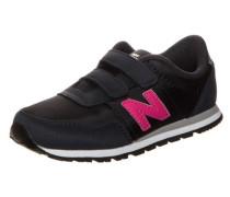 Kv396-Nyi-M Sneaker Kleinkinder pink / schwarz