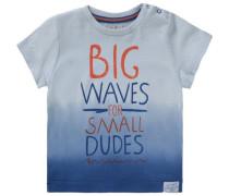 Baby T-Shirt für Jungen blau