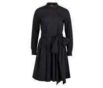 Blusenkleid schwarz
