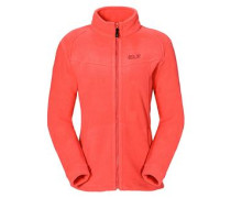 Fleecejacke 'Winnipeg' neonorange