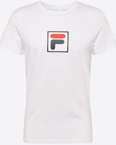T-Shirt 'evan 2.0' weiß