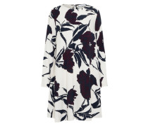 Kleid 'Boise' schwarz / weiß