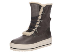 Stiefel 'Snowboots' taupe