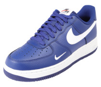 Sneaker Low 'Air force 1' blau