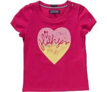 T-Shirt für Mädchen Organic Cotton pink