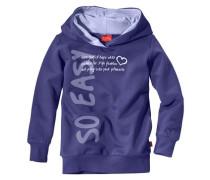 Sweatshirt »SO Easy« für Mädchen lila