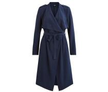 Klassische Jacke indigo