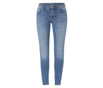 'Onlshape' Skinny Jeans blau