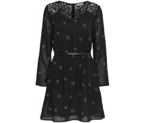 Kleid mit Spitze 'ONLStella' schwarz