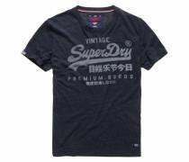 T-Shirt »Premium Goods Tee« blau