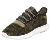 Sneaker 'Tubular Shadow' braun / oliv / schwarz