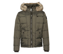 Winterjacke 'Whistler hdd fur jkt' grau