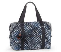 'Travel Art' M Weekender 58 cm blau / schwarz / weiß