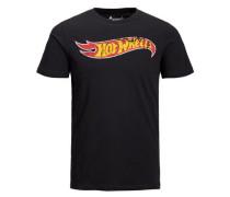 Hot Wheels T-Shirt schwarz