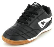 Sneaker Synthetik schwarz