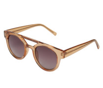 Sonnenbrille 'Dreyfuss' braun