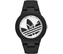 Armbanduhr »Aberdeen Adh3119« schwarz