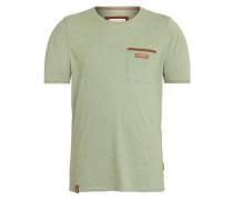 T-Shirt 'Suppenkasper VI' grün