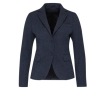 Blazer 'Bird Eye' blau