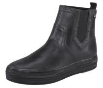 Triple Chelsea Boot Stiefelette schwarz