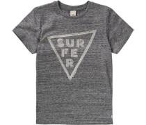 T-Shirt für Jungen graumeliert