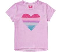 T-Shirt für Mädchen rosa
