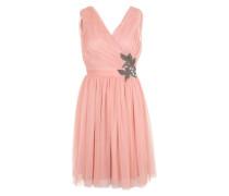 Cocktailkleid aus Tüll pink