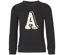 Sweater Duncanville schwarz / weiß