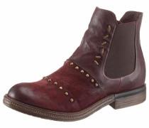 Chelsea-Boots bordeaux