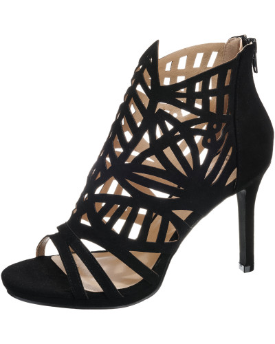 High-Heels schwarz