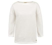 Sweatshirt 'Jona' offwhite