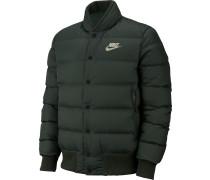 Winterjacke 'Sportswear' grün