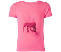T-shirt Daphne pink