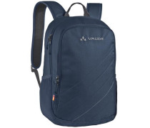 Recycled PETali Rucksack 39 cm Laptopfach navy