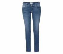 Slim-fit-Jeans 'pulp' blau