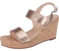 Sandaletten 'Gessie' beige