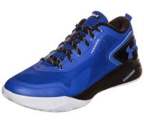 ClutchFit Drive II Low Basketballschuh Herren blau